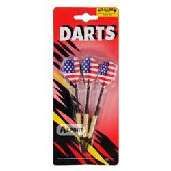 Rzutki bezpieczne do gry w darty SD005 Solex